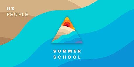 UX Summer School 2021 tickets