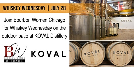 Bourbon Women Chicago - Whiskey Wednesday tickets