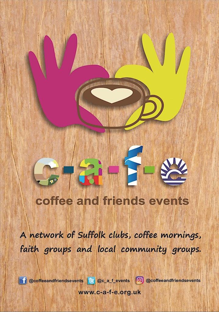 Fresh Start C-A-F-E  Weekly Cream Tea image