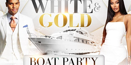White & Gold Boat Ride & After Party tickets