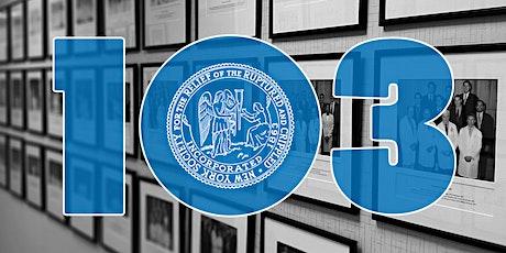103rd Annual Alumni Association Meeting tickets