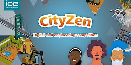 CityZen - Digital Design Competition - Teacher Information Session biglietti