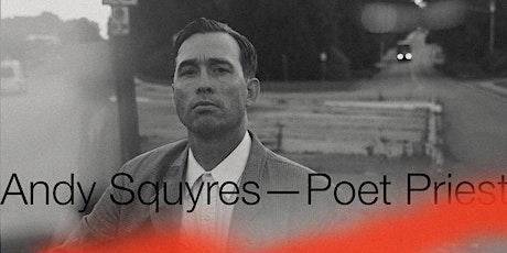 Andy Squyres: The Poet Priest Tour - Arlington, VA tickets