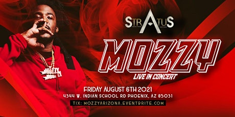 Mozzy Live In Concert tickets