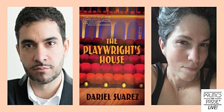 P&P Live! Dariel Suarez   THE PLAYWRIGHT'S HOUSE with Achy Obejas tickets