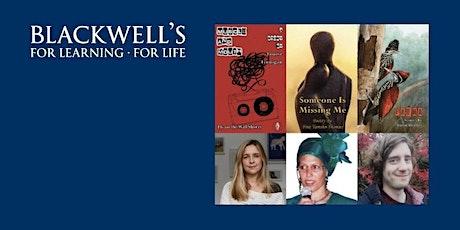 Fly on the Wall Press: Louise Finnigan, David Hartley & Tina Tamsho-Thomas tickets