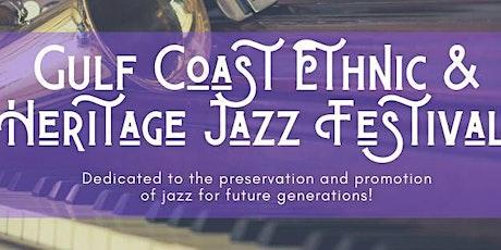Gulf Coast Ethnic & Heritage Jazz Festival tickets