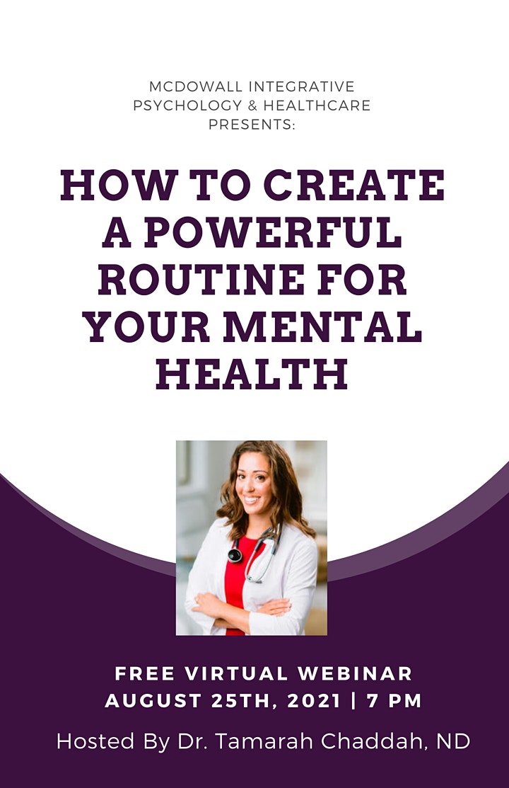 How to Create a Powerful Routine For Your Mental Health image