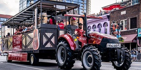 The Nashville Tractor tickets