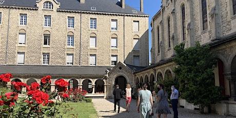 Visite du campus de Reims de l'ICP billets