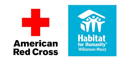 American Red Cross and Habitat for Humanity Blood Drive tickets