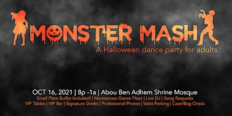 Monster Mash 2021 tickets