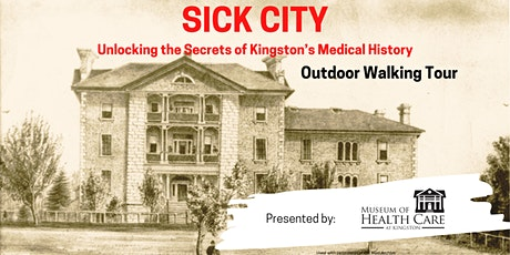 Sick City: Guided Outdoor Walking Tour tickets