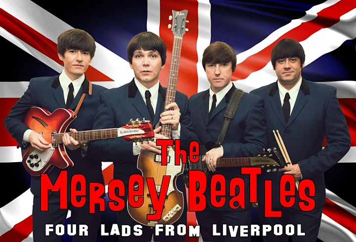 The Mersey Beatles: The #1 Hits Show! image