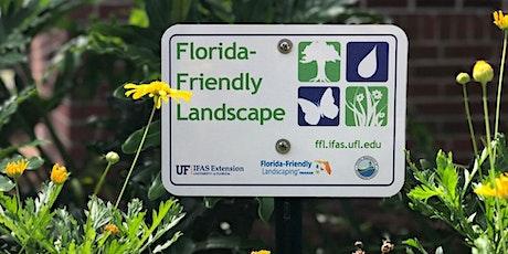 Florida Friendly Demonstration Garden Tours tickets