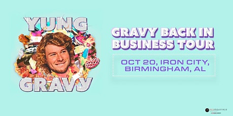 Yung Gravy : Back in Business Tour tickets