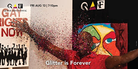 Glitter is Forever: Closing Party @ QAF 2021 tickets