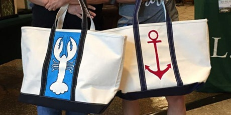 L.L.Bean  Boat and Tote Painting in Discovery Park tickets