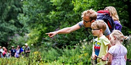Family Nature Explorers billets