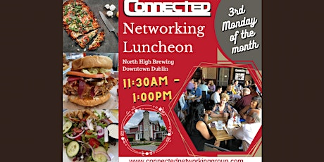 Networking Luncheon at North High Brewing in Downtown Dublin! tickets