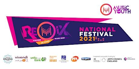 MFY National Festival: Masterclass - Using Ableton as a live Instrument biglietti