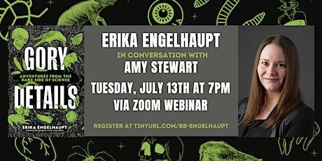 VIRTUAL: Erika Engelhaupt in conversation with Amy Stewart tickets