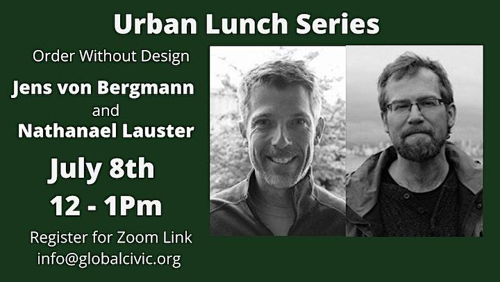 Alain Bertaud: Urban Planner and Author image
