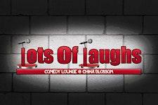 Lots Of Laughs Comedy Lounge (at China Blossom) logo
