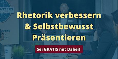 Rhetorik & Präsentation verbessern | Karlsruher Redeclub e.V.(Toastmasters) billets