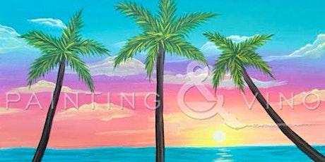Beautiful Island Paint Night, Enjoy Great Food and Drinks! tickets