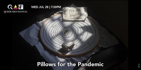 Workshop: Pillows for the Pandemic @ QAF 2021 tickets
