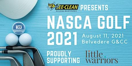 NASCA Golf Tournament 2021 tickets