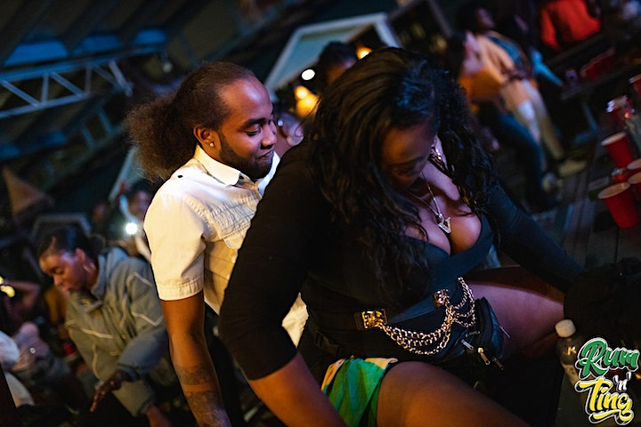 Rum n Ting - One Year Anniversary Party / Jamaican Independence Party image