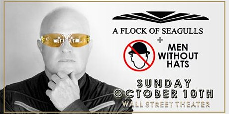 A Flock of Seagulls+ Men Without Hats tickets
