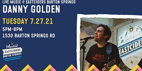 Live Music: Danny Golden tickets
