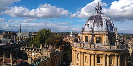 Morse, Lewis and Endeavour in Oxford Tour tickets