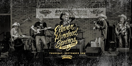 Eleven Hundred Springs LIVE at Lava Cantina The Colony tickets