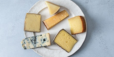 Virtual Happy Hour Beer and Cheese Pairing tickets