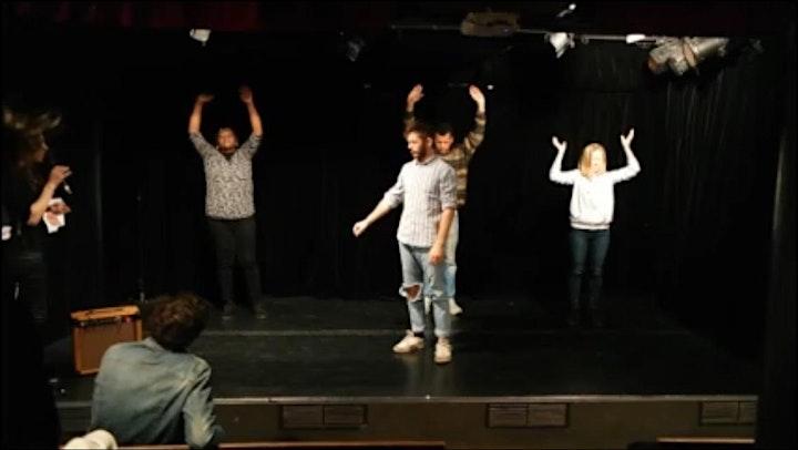 Image pour Stage prise de parole en public et initiation théâtrale