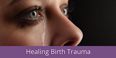 Healing Birth Trauma Sydney tickets
