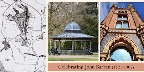 John Barran (1821-1905) – Entrepreneur & Visionary tickets