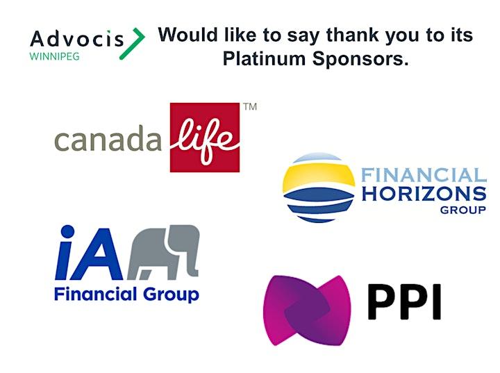 Advocis Winnipeg & Manitoba Financial Literacy Forum Round Table image