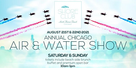 Air & Water Show Saturday 8/21 tickets