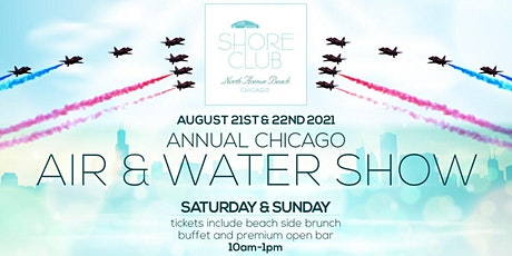 Air & Water Show Sunday 8/22 tickets