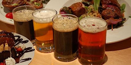 Divots August Beer Dinner! tickets