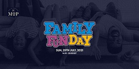 MOP  Foundation  Family Fun Day tickets