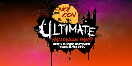 Not Con Ultimate Halloween Party tickets