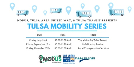 Tulsa Mobility Series - Virtual Meeting biglietti