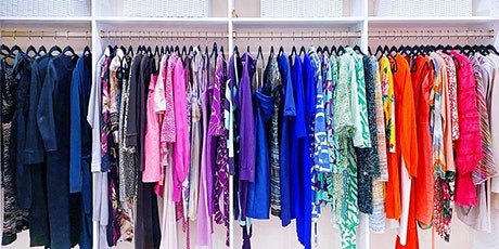 WARDROBE 101 - Taking Care of Your Fashion Collection tickets