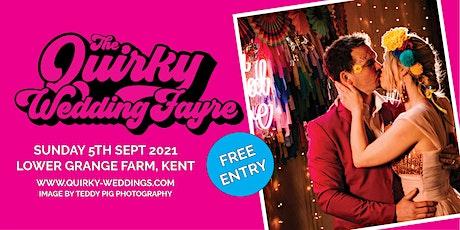 The Quirky Wedding Fayre @ Lower Grange Farm tickets